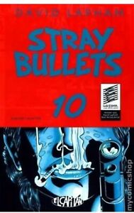 Stray Bullets 10 Aug 1996 El Capitan Comics Me6