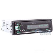 KENWOOD KDC-BT572U Single DIN SiriusXM Digital Media In-Dash Car Stereo Receiver