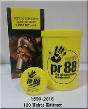 Pr 88 1 Liter +  20 ml Handschutzpaste abwaschbarer Handschutz Dankeschön - Set