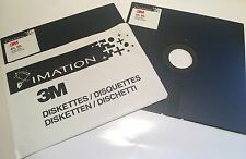 "3M Collectors 8 Inch Single Sided Single Density 8"" Floppy Disk SS, SD     ae1z1"