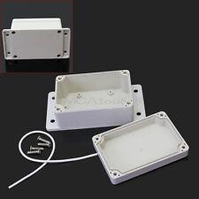 Nuevo Impermeable Caja Proyecto Electrónico Instrumento Plástico Buena Venta