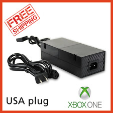 (USA) plug AC Adapter for XBOX One Charger Power Supply Cable Unit 100-240V