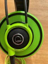 AKG Q701 Reference headphones,green.