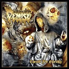 Demise-Maudit for Eternity (new*80/90's US Death/TRASH METAL * Arachnid * Impact)