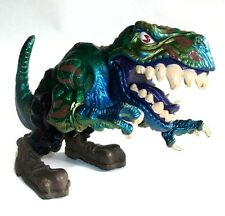 """1994 Vintage Extrema Dinosaurios 6 """"de juguete figura de acción de Niza. Raro"""