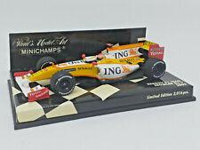 MINICHAMPS 1/43 Renault F1 Team Showcar Nº 7 2009 FERNANDO ALONSO 400090077