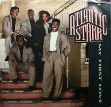 Soul Picture Sleeve Promo 45 Atlantic Starr - My First Love / On W