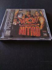 WCW Nitro (Sony PlayStation 1, 1998)