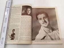 SCREENLAND Magazine 1946 Book DON AMECHE ORSON WELLES ROY ROGERS AVA GARDNER