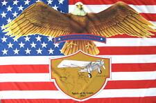 AMERICAN LEGEND FLAGGE FAHNE POSTERFLAGGE CHARLES LINDBERGH SPIRIT OF ST. LOUIS