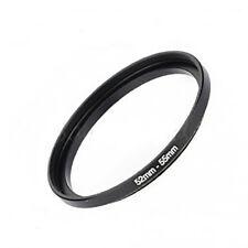 anillo adaptador filtro 52mm a 55mm Step Up