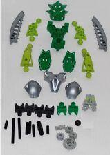 Lego Bionicle Toa Nuva Lewa Nuva (8567) Complete Figure w/Manual