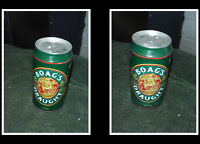 COLLECTABLE OLD AUSTRALIAN BEER CAN, BOAGS DRAUGHT LIGHT 375ml 2