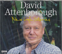 David Attenborough New Life Stories 3CD Audio Book NEW* BBC Radio 4 Series 2