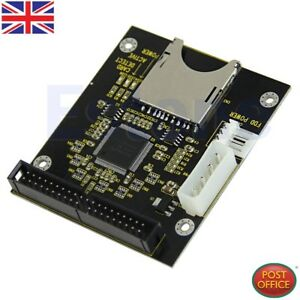 """NEW HOT SD To 3.5"""" 40Pin Male IDE Hard Disk Drive Adapter Card 3.5 IDE"""