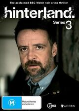 Hinterland Series Complete Third Season 3 New Oz dvd set Region 4