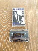 The Pretenders Get Close Cassette Tape 1986 Sire Records