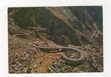 Mallorca La Calobra Detalle de su Carretera Spain Postcard 618a