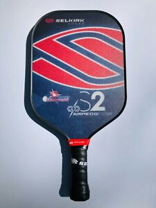 Selkirk Sport Pickleball Paddle S2 AMPED Midweight TOC New