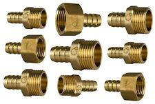 Pneumatik Druckluft Schlauchtülle Schlauchanschluss Stutzen Schlauchnippel