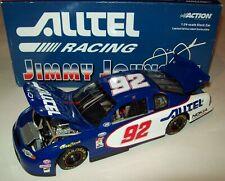 Jimmie Johnson 2000 Alltel #92 Busch Series Rookie Chevy 1/24 NASCAR Rare