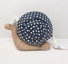 NWT Kate Spade Scarlett Snail Wicker Crossbody Enchanted Forest  Handbag