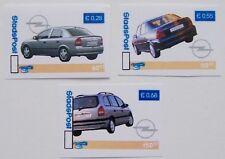 Stadspost Zaanstad 1999 - Serie Opel, Auto's, Cars ongetand