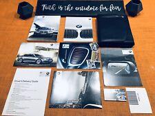 2011 BMW 5 SERIES 528i 535i 550i OWNERS MANUAL +NAVI BK xDRIVE (WAS SEALED NEW)