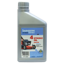 Bynorm 4 STROKE OIL 1Litre SAE 30 Lawnmowers Ride Ons Stationary Engines