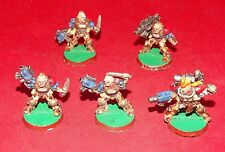 Warhammer 40k Space Marine Scouts Including Space Wolves Sergeant Rogue Trader