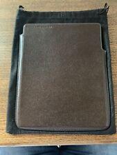 Porsche Desing Leder Hülle Cover iPad Tablet Apple Samsung