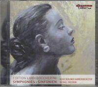 Luigi Boccherini: Symphonies : Sinfonien - 2 CD, Neues Berliner Kammerorchester