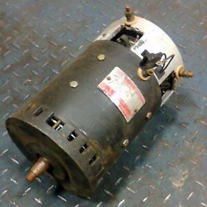 GENERAL ELECTRIC D-C FORKLIFT MOTOR MOD 5BC 49 JB 447