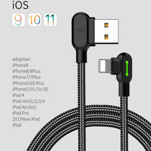 Mcdodo For iPhone X iPhone 8 Plus 7 6 USB SYNC Charger Cable Charging Data Cord