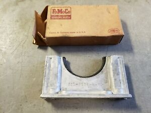 NOS 1956 1959 312 Thunderbird Rear Seal Retainer Ford Mercury 1957 1958 Y Block