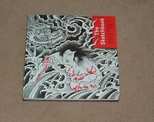 The Sketchbook (Hardcover) 80 Unique Tattoo Designs Hotei Publishing  EXCELLENT