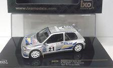 RENAULT CLIO MAXI #21 RALLY TOUR DE CORSE 1995 BUGALSKI IXO RAC156 1/43 RMN