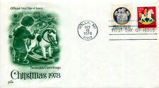 PREMIUM CACHETED 1978 USPS Christmas Holiday combo FDC