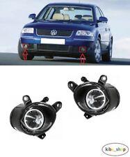 VW PASSAT B5+/B5.5 2000 - 2005 2X NEW FRONT FOG LIGHT LAMPS LEFT + RIGHT