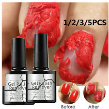 Magic Nail Polish Remover Professional Remove Soak-Off Gel Polish IN 3-5 Minutes