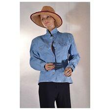 veste en jeans marque paul brial bleu taille :T2 ref: 0816259