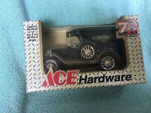 ERTL Ace Hardware  Vintage 1923 Chevrolet Delivery Black Truck Bank New