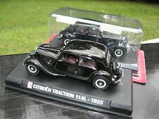 1/43 CITROEN TRACTION 11cv AL 1935 Noire !!!!!