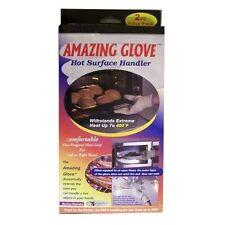 Handy Trends Amazing Glove Oven Gloves - 2 Pack - NIB