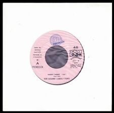 "THE SOUND LABORATORY - SPAIN 7"" EXIT 1969 - SHERRY SHERRY - PROMO SINGLE 45"