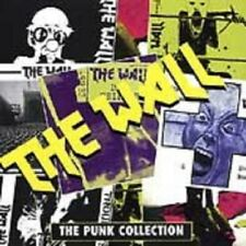 The Wall The Punk Collection CD NEW SEALED New Way/Kiss The Mirror/Day Tripper+