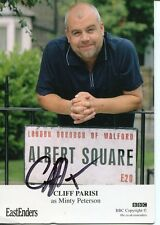 Cliff Parisi EastEnders Call the Midwife Hollyoaks Signed Autograph Photo