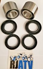 Can-Am/Bombardier Quest 500 2002-2004 Both Front Wheel Bearings And Seals