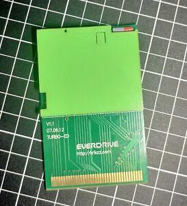 PC ENGINE - TURBOGRAFX 16 - Turbo Everdrive - 3D Printed Case