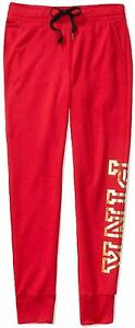 Victoria's Secret Pink Everyday Lounge Skinny Jogger Color Red NWT